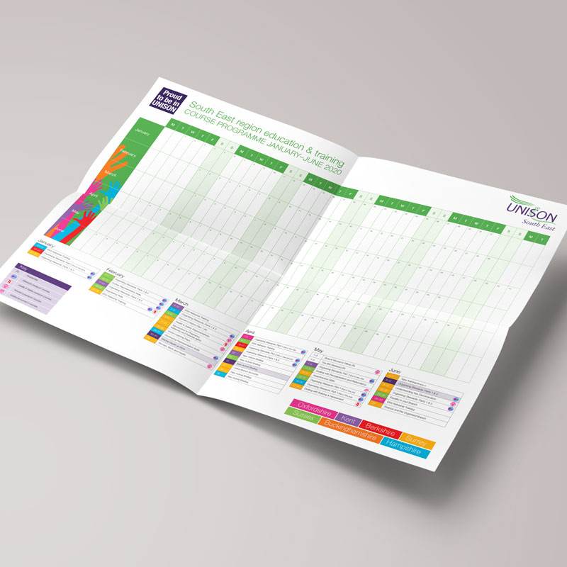 UNISON Yearly Planner
