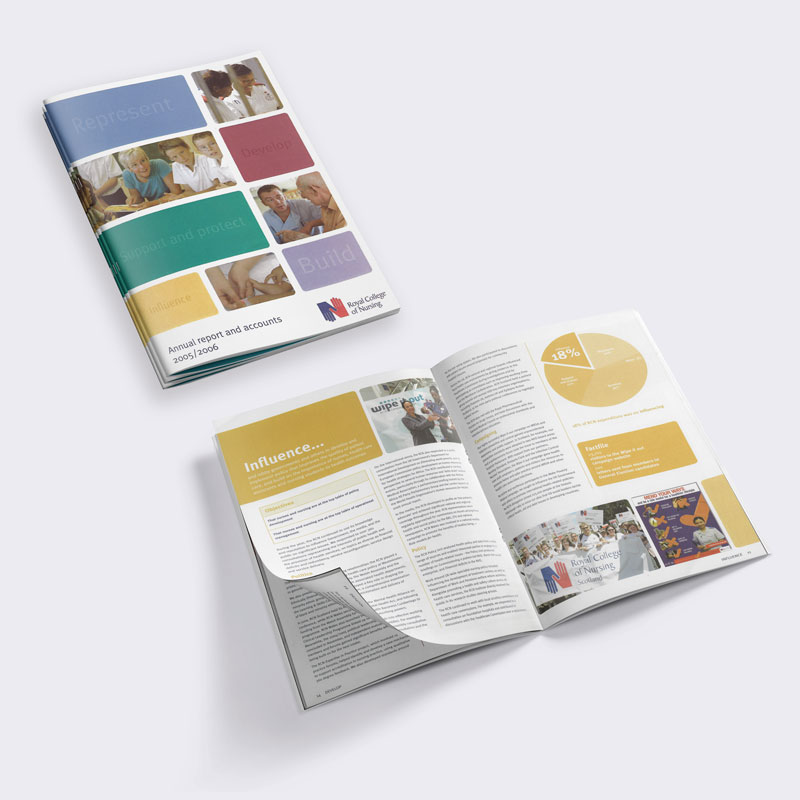 RCN Annual Reports