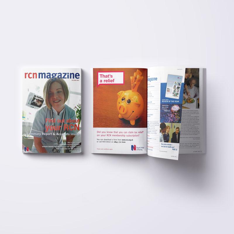 RCN Magazines