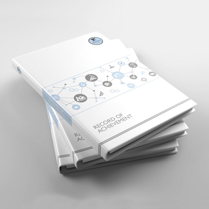 Bowden House Bespoke Folders